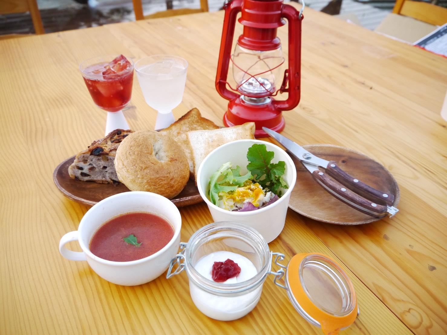 温楽ノ森朝食の画像